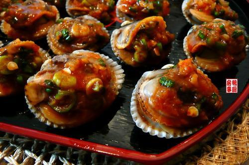 血蚶的做法(海鲜家常菜)
